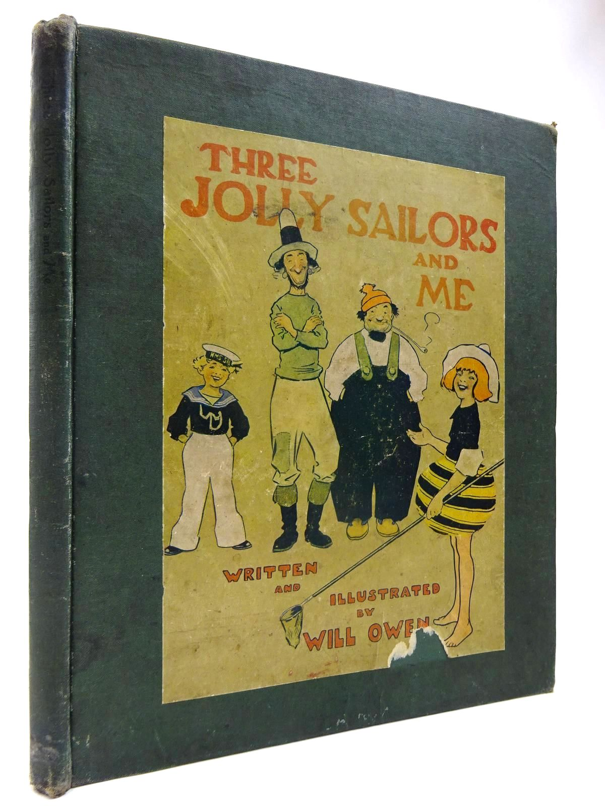 Photo of THREE JOLLY SAILORS AND ME- Stock Number: 2130175