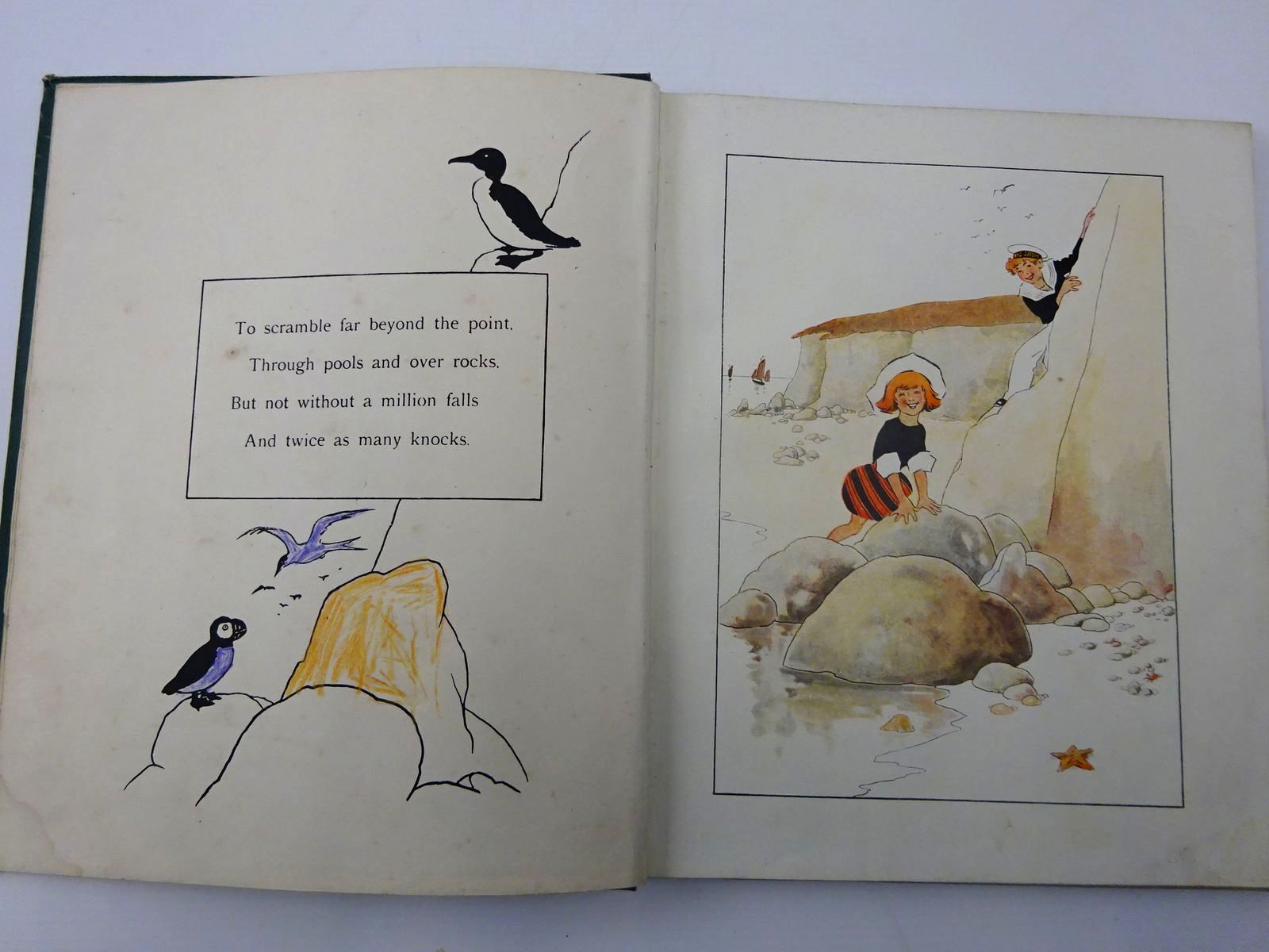 Photo of THREE JOLLY SAILORS AND ME written by Owen, Will illustrated by Owen, Will published by T. Nelson & Sons Ltd. (STOCK CODE: 2130175)  for sale by Stella & Rose's Books