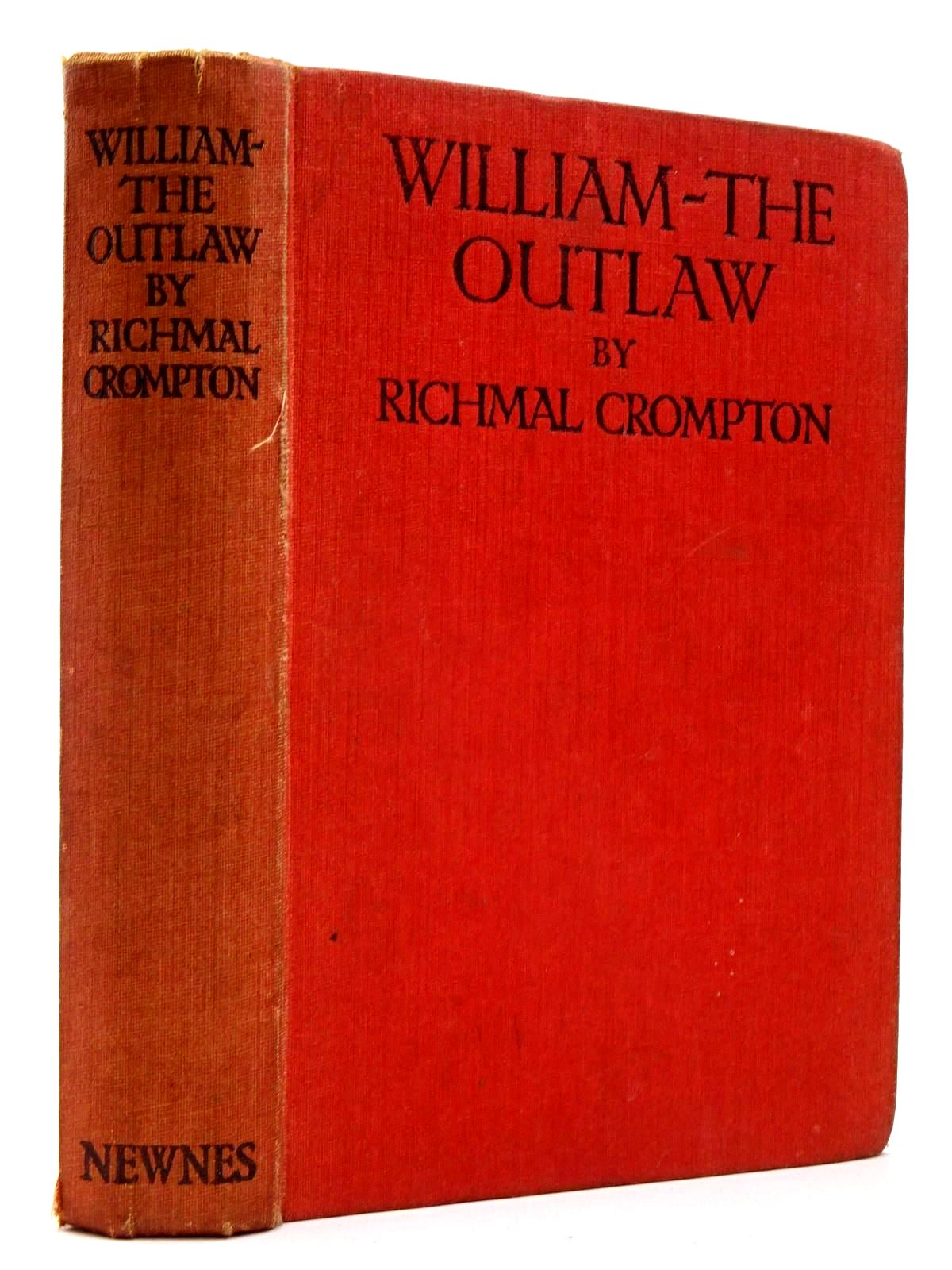 Photo of WILLIAM THE OUTLAW written by Crompton, Richmal illustrated by Henry, Thomas published by George Newnes Limited (STOCK CODE: 2130187)  for sale by Stella & Rose's Books