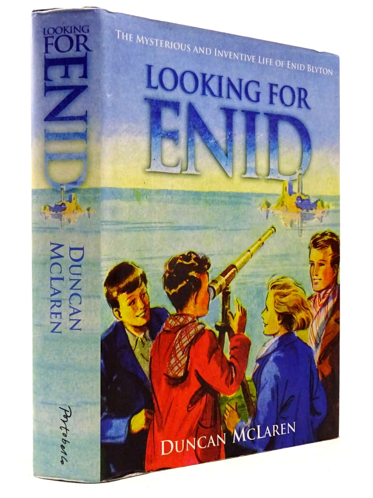 Photo of LOOKING FOR ENID written by McLaren, Duncan published by Portobello Books Ltd. (STOCK CODE: 2130188)  for sale by Stella & Rose's Books