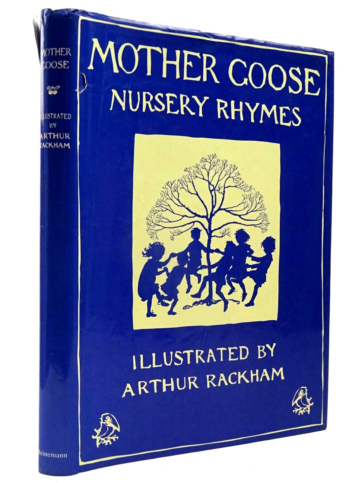 Photo of MOTHER GOOSE NURSERY RHYMES illustrated by Rackham, Arthur published by William Heinemann (STOCK CODE: 2130192)  for sale by Stella & Rose's Books