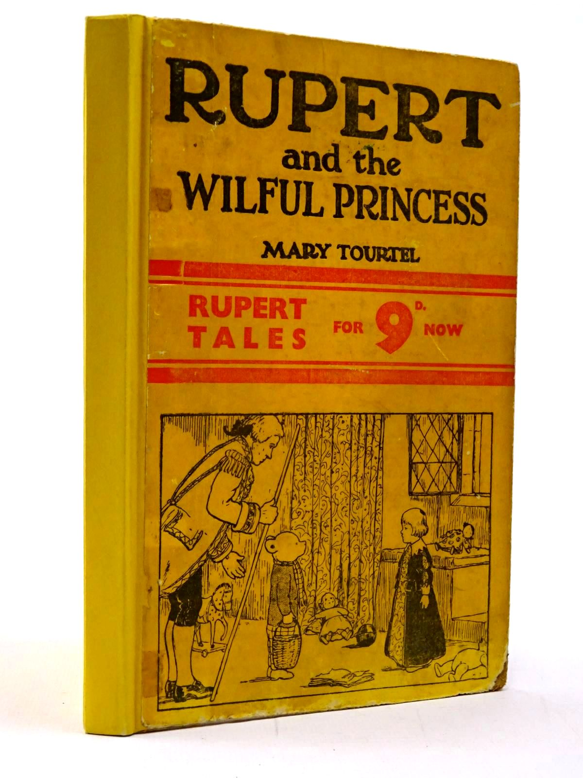 Photo of RUPERT AND THE WILFUL PRINCESS - RUPERT LITTLE BEAR LIBRARY No. 13- Stock Number: 2130224