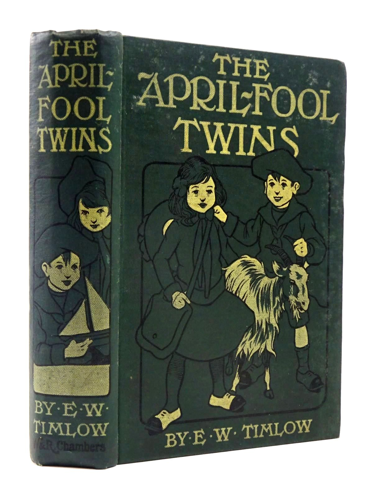 Photo of THE APRIL-FOOL TWINS- Stock Number: 2130242
