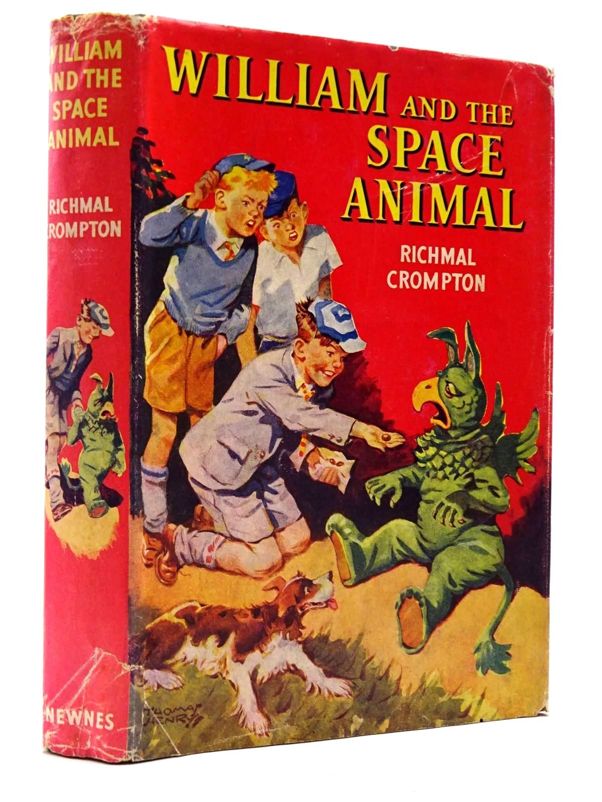 Photo of WILLIAM AND THE SPACE ANIMAL- Stock Number: 2130259