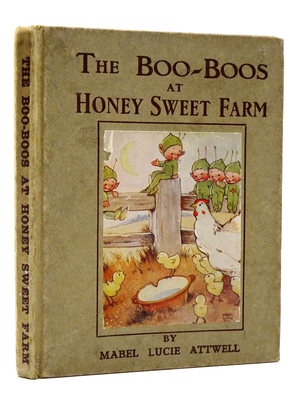 Photo of THE BOO-BOOS AT HONEY SWEET FARM- Stock Number: 2130269