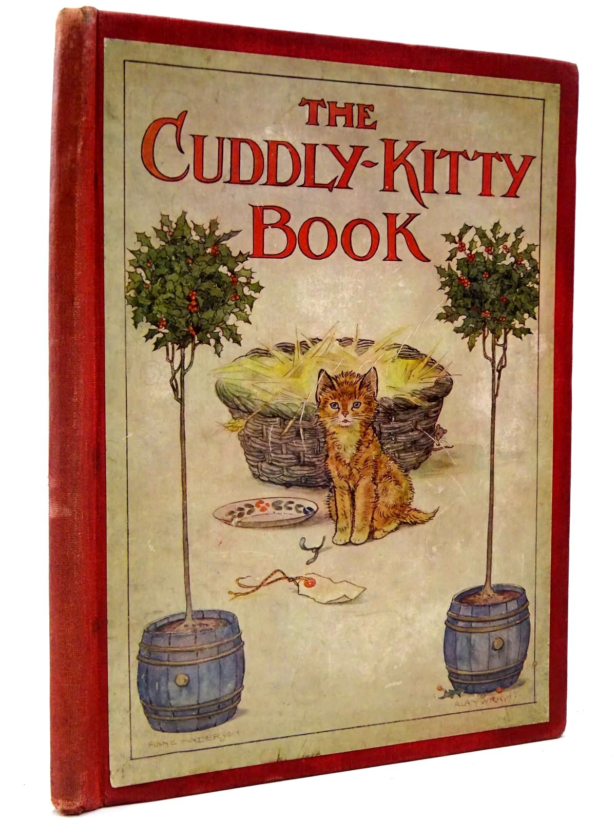 Photo of THE CUDDLY-KITTY BOOK written by Anderson, Anne Wright, Alan illustrated by Anderson, Anne Wright, Alan published by Thomas Nelson & Sons (STOCK CODE: 2130273)  for sale by Stella & Rose's Books