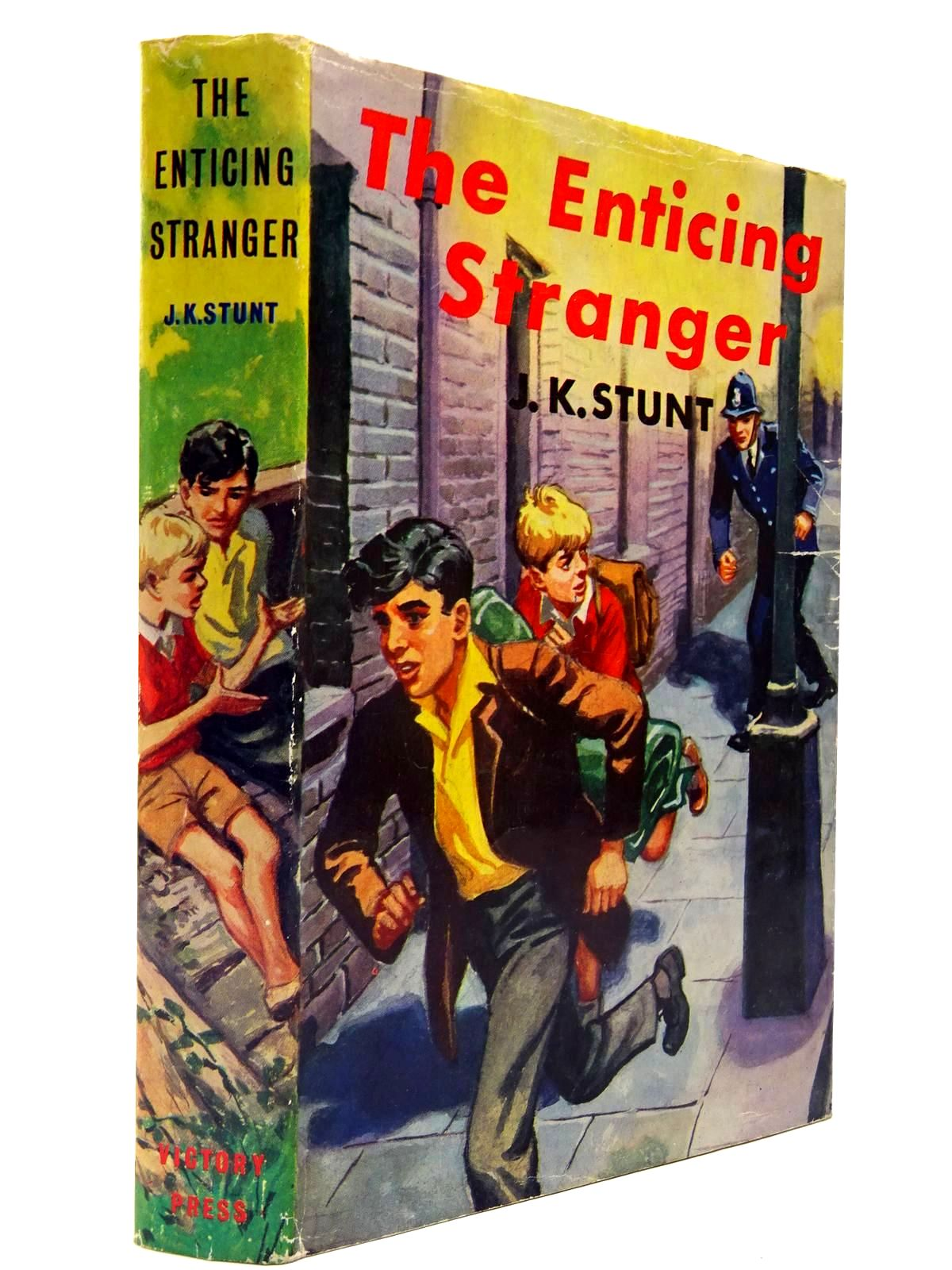 Photo of THE ENTICING STRANGER- Stock Number: 2130284