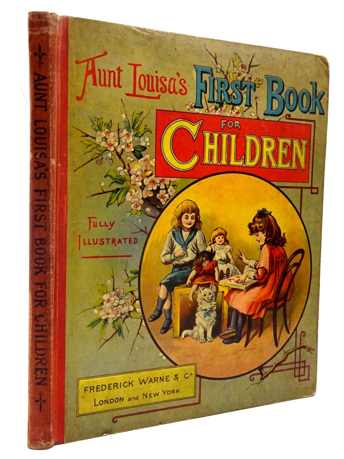 Photo of AUNT LOUISA'S FIRST BOOK FOR CHILDREN written by Aunt Louisa,  published by Frederick Warne & Co. (STOCK CODE: 2130317)  for sale by Stella & Rose's Books