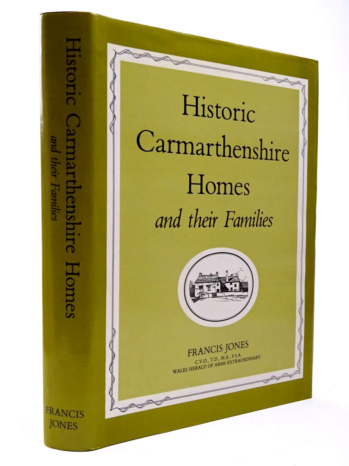 Photo of HISTORIC CARMARTHENSHIRE HOMES AND THEIR FAMILIES- Stock Number: 2130325