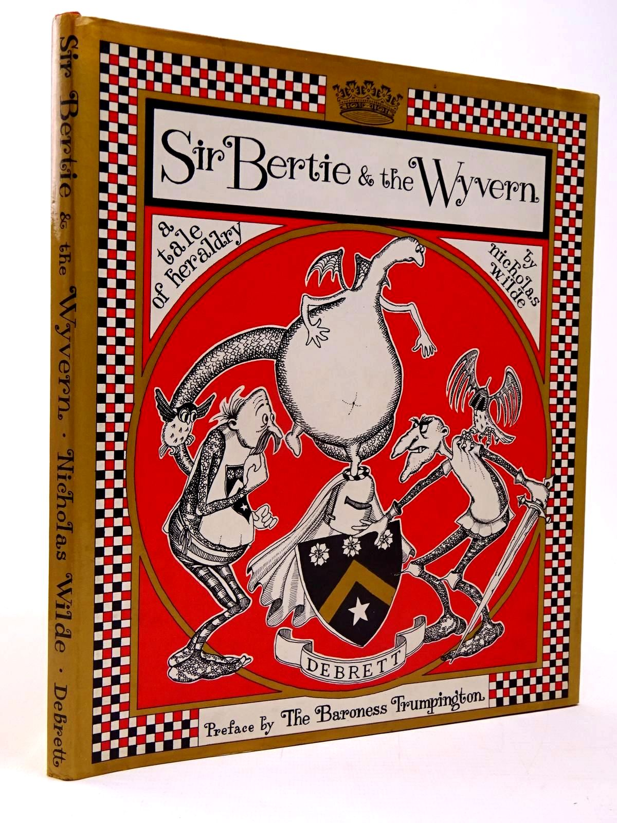Photo of SIR BERTIE & THE WYVERN written by Wilde, Nicholas published by Debrett's Peerage Ltd. (STOCK CODE: 2130340)  for sale by Stella & Rose's Books