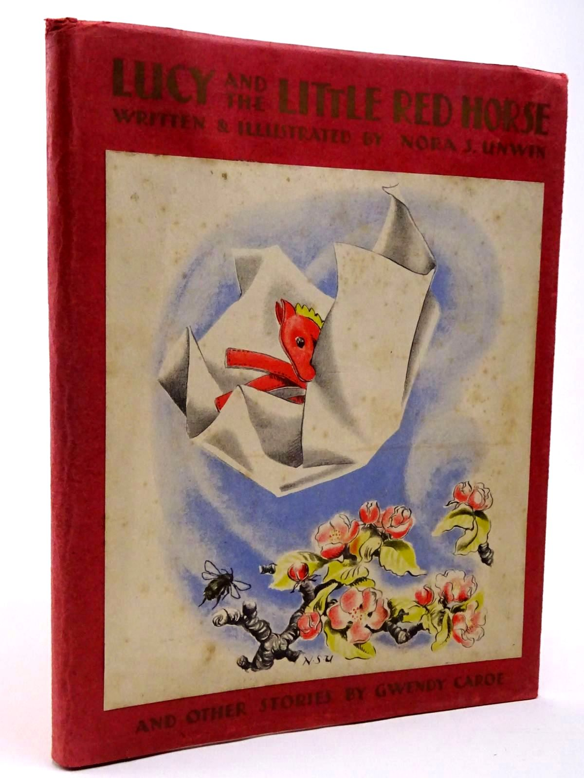 Photo of LUCY AND THE LITTLE RED HORSE; MRS. MOUSE & FAMILY; LUCY & THE FAIRY FEASTS written by Unwin, Nora S. Caroe, Gwendy illustrated by Unwin, Nora published by Alexander Moring Ltd. (STOCK CODE: 2130341)  for sale by Stella & Rose's Books