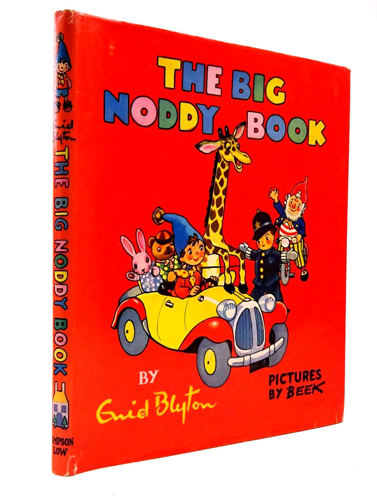 Photo of THE BIG NODDY BOOK written by Blyton, Enid illustrated by Beek,  published by Sampson Low, Marston & Co. Ltd., The Richards Press Ltd. (STOCK CODE: 2130343)  for sale by Stella & Rose's Books