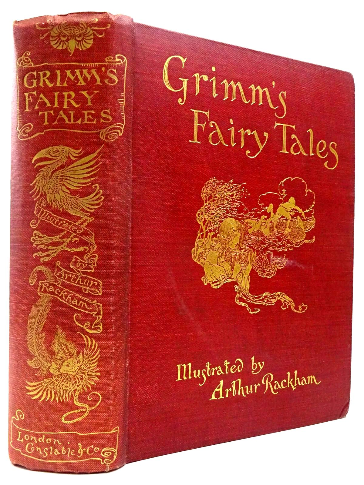 Photo of THE FAIRY TALES OF THE BROTHERS GRIMM- Stock Number: 2130355