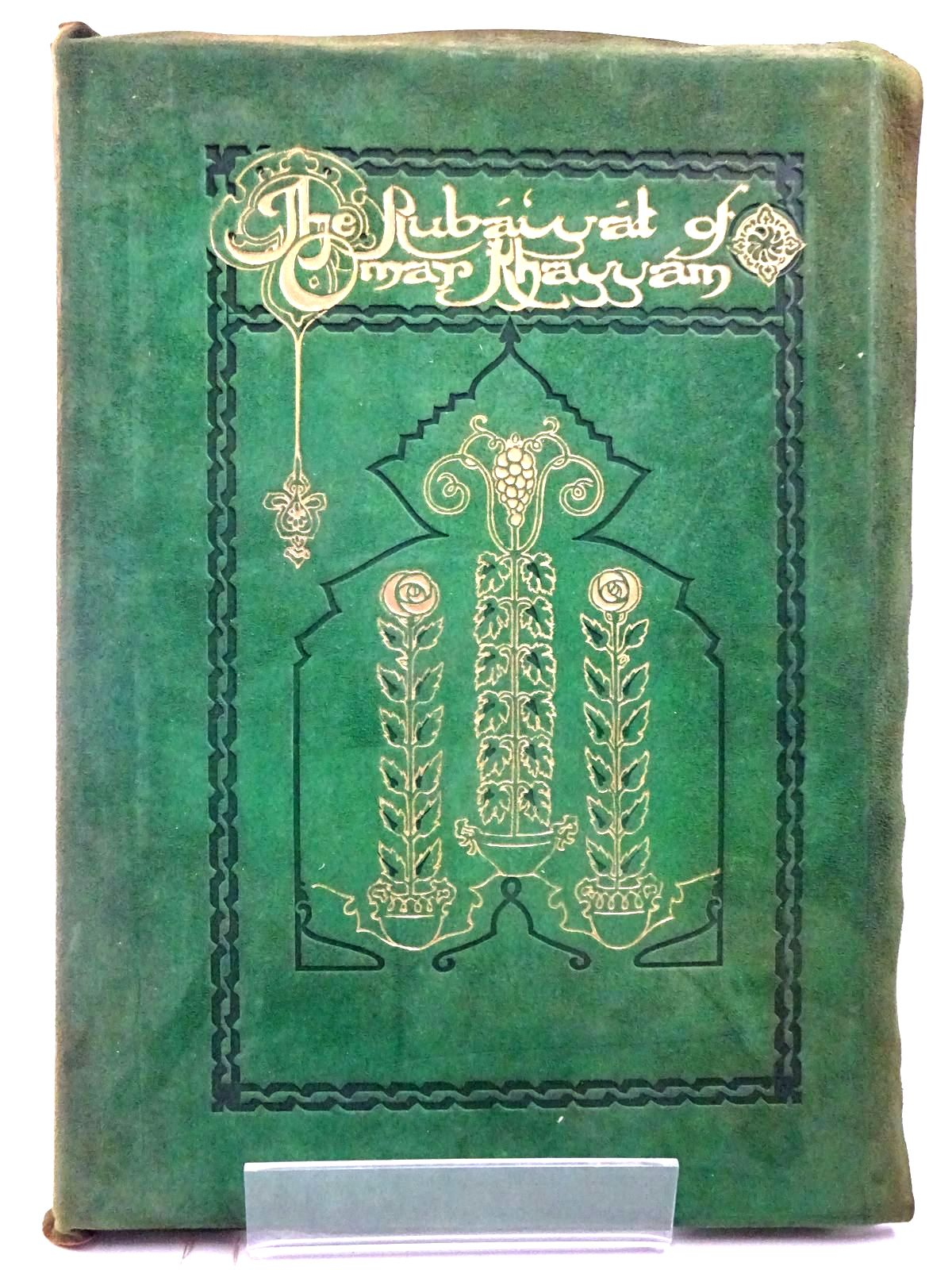 Photo of RUBAIYAT OF OMAR KHAYYAM written by Fitzgerald, Edward illustrated by Pogany, Willy published by George G. Harrap & Co. (STOCK CODE: 2130357)  for sale by Stella & Rose's Books