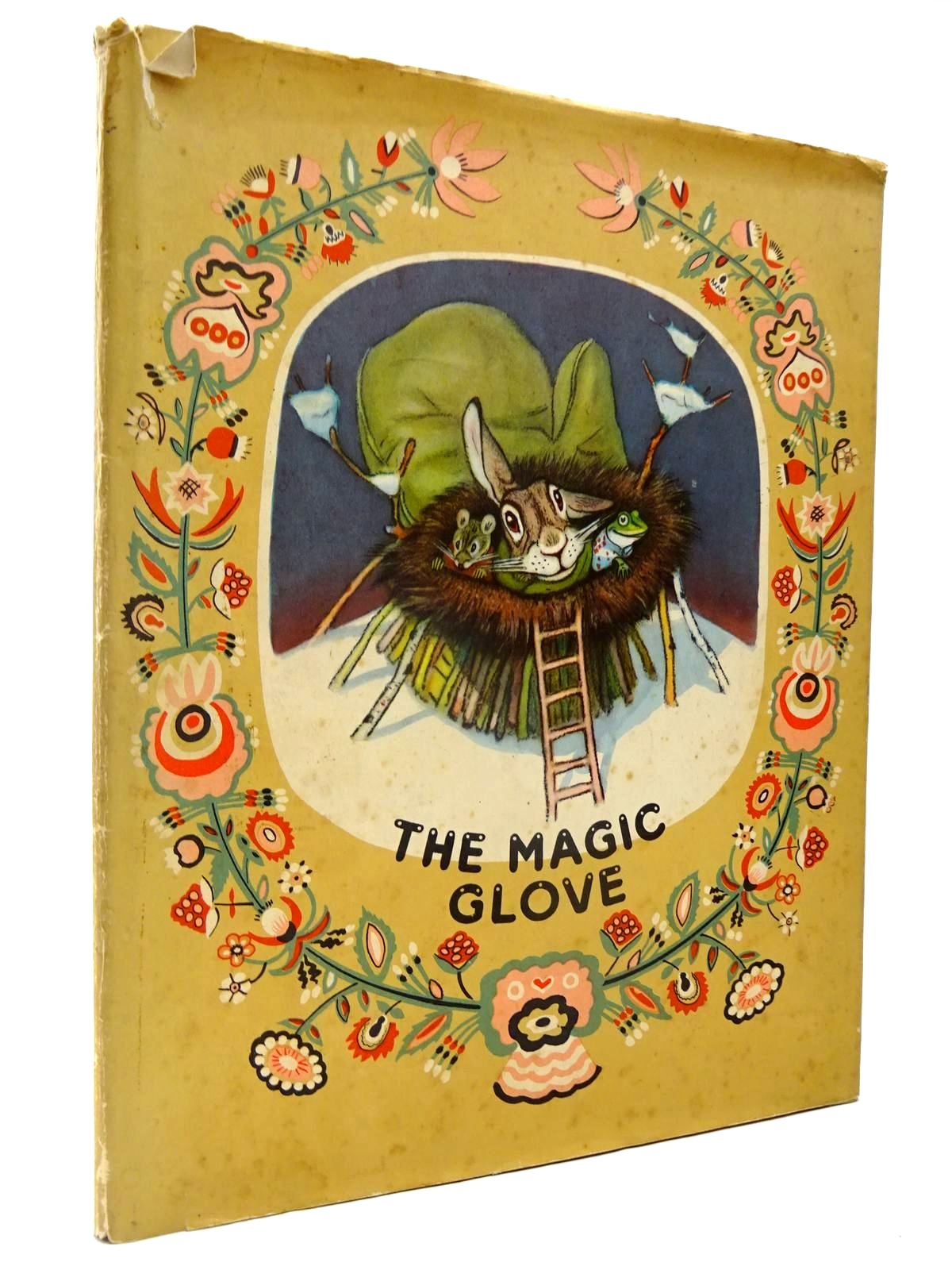 Photo of THE MAGIC GLOVE written by Zheleznova, Irina illustrated by Rachev, E. published by Maxson & Co. (Publishers) Ltd. (STOCK CODE: 2130366)  for sale by Stella & Rose's Books