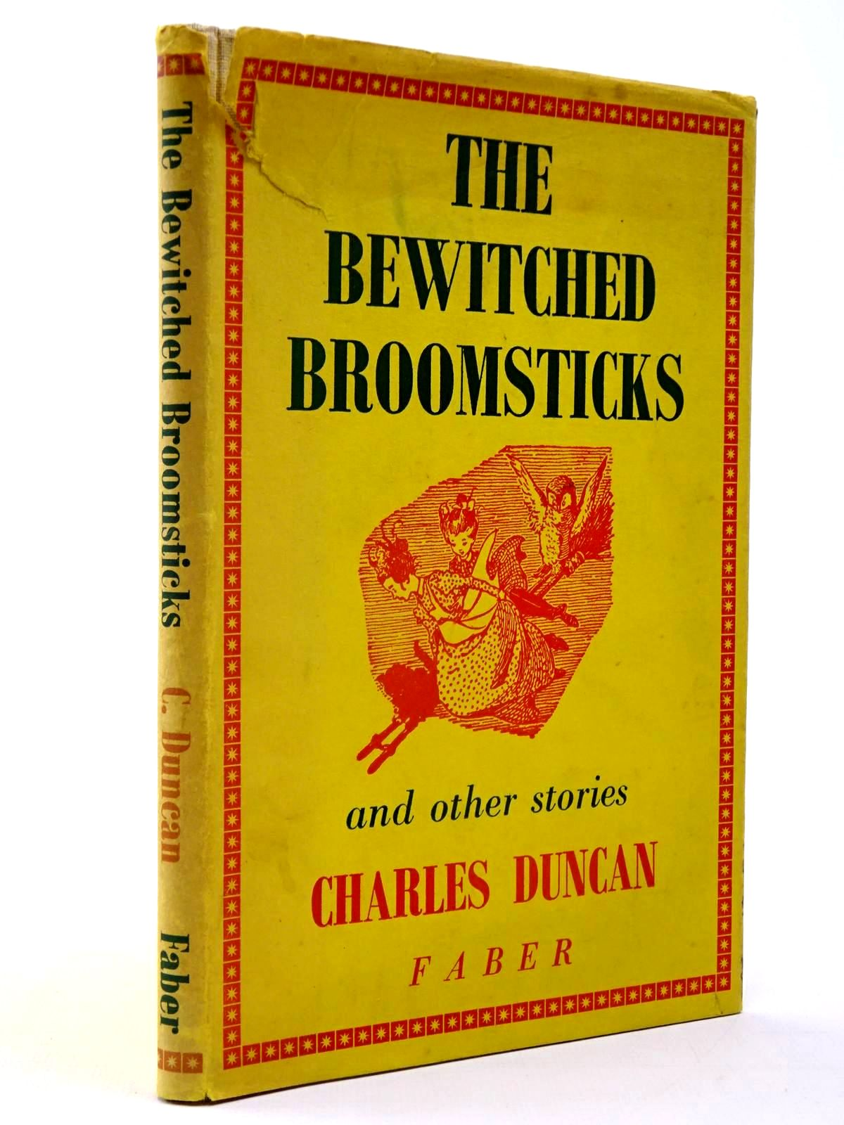 Photo of THE BEWITCHED BROOMSTICKS AND OTHER STORIES- Stock Number: 2130398