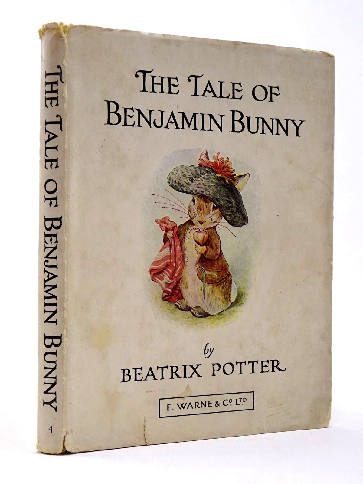 Photo of THE TALE OF BENJAMIN BUNNY- Stock Number: 2130406