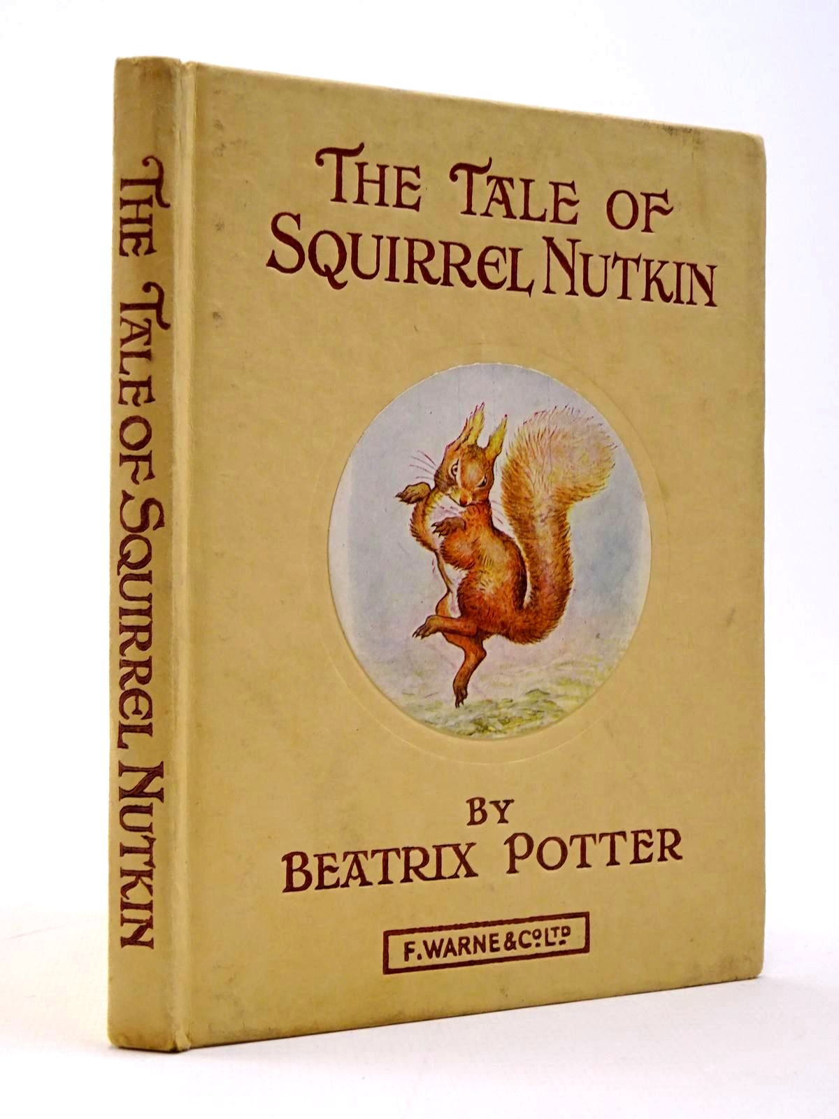 Photo of THE TALE OF SQUIRREL NUTKIN- Stock Number: 2130410