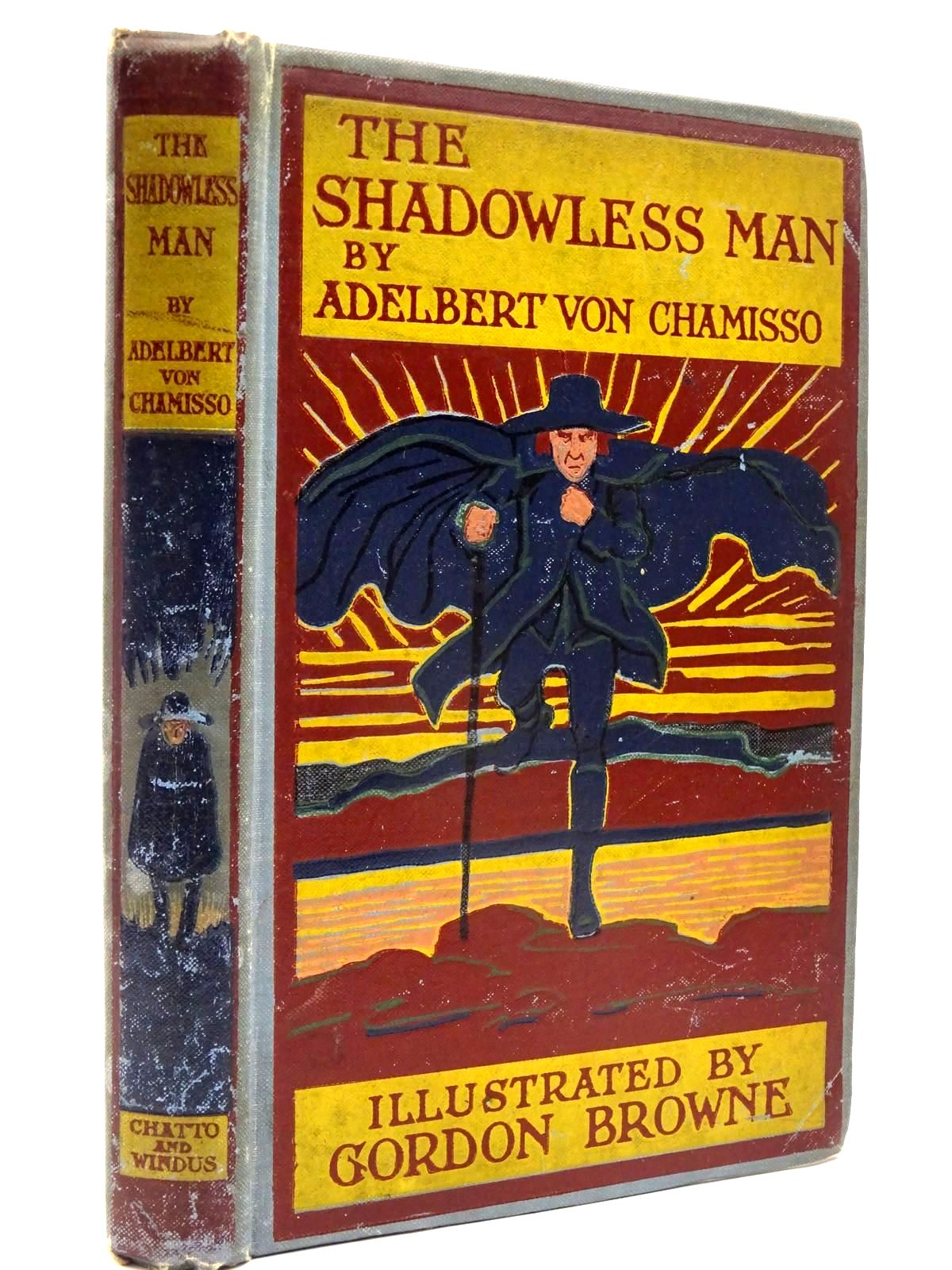 Photo of THE SHADOWLESS MAN- Stock Number: 2130448