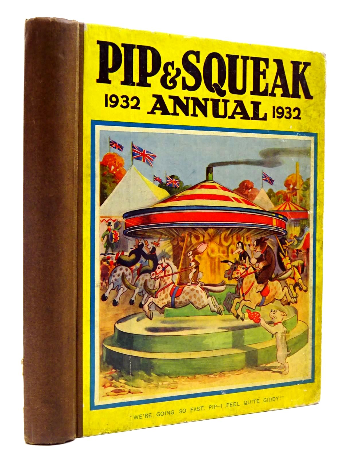 Photo of PIP & SQUEAK ANNUAL 1932- Stock Number: 2130453