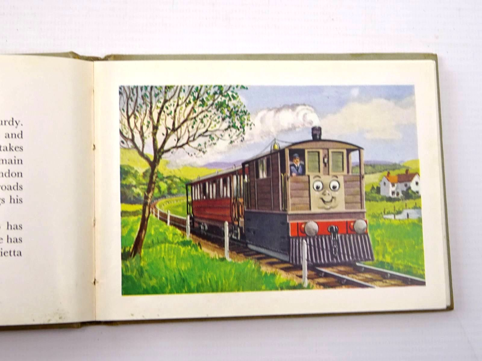 Photo of TOBY THE TRAM ENGINE written by Awdry, Rev. W. illustrated by Dalby, C. Reginald published by Edmund Ward (STOCK CODE: 2130456)  for sale by Stella & Rose's Books