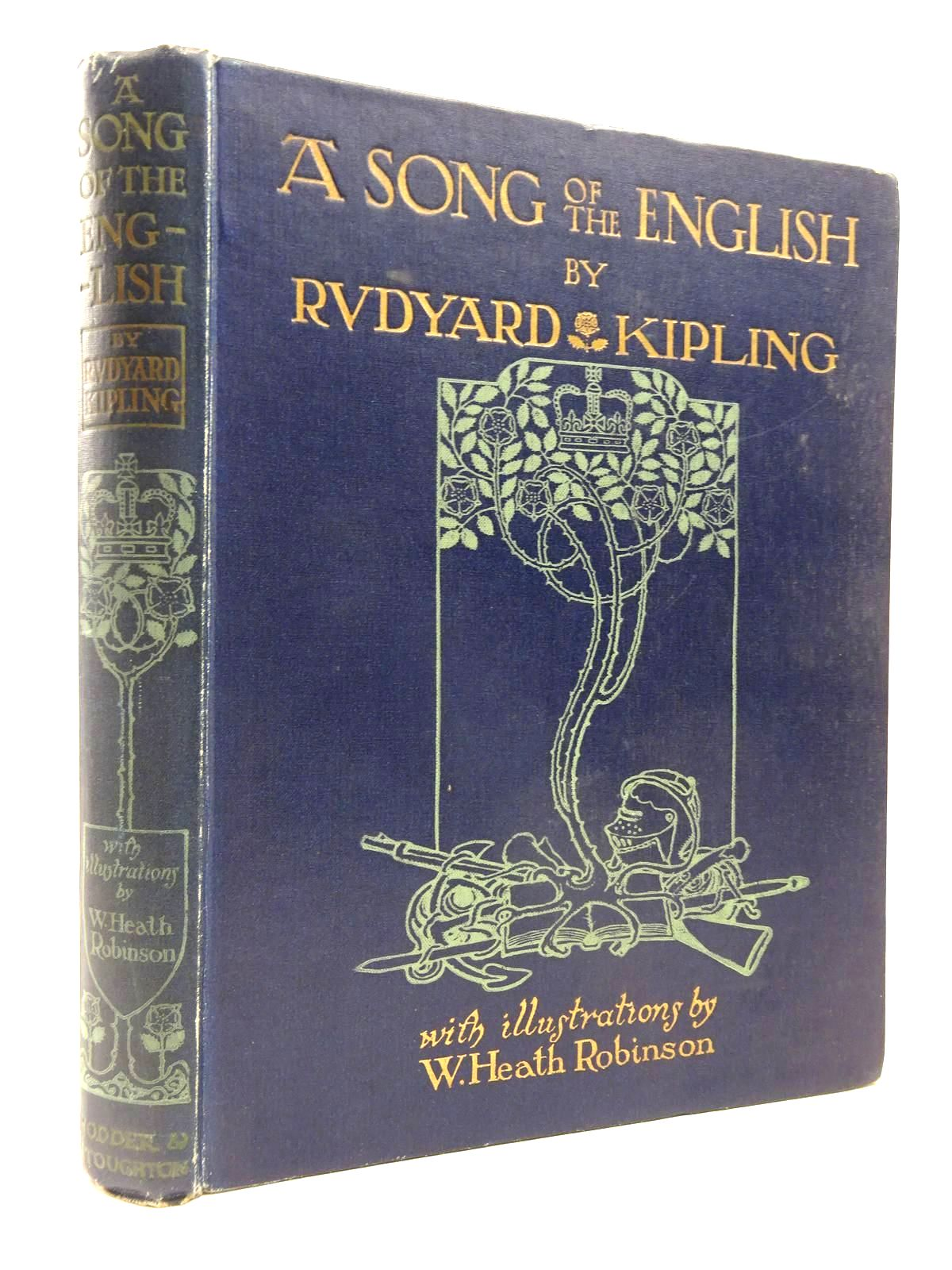 Photo of A SONG OF THE ENGLISH- Stock Number: 2130476