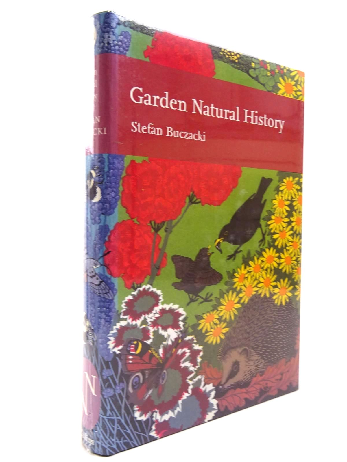 Photo of GARDEN NATURAL HISTORY (NN 102) written by Buczacki, Stefan published by Collins (STOCK CODE: 2130477)  for sale by Stella & Rose's Books