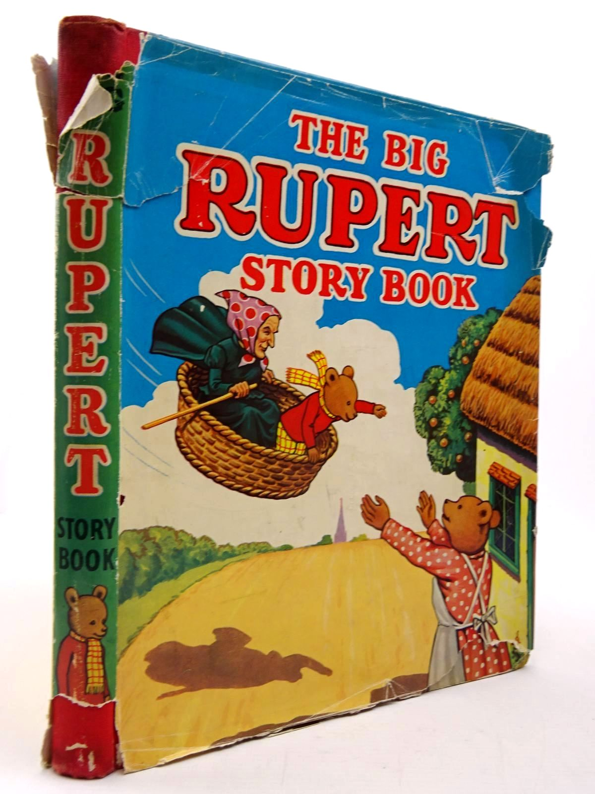 Photo of THE BIG RUPERT STORY BOOK- Stock Number: 2130479