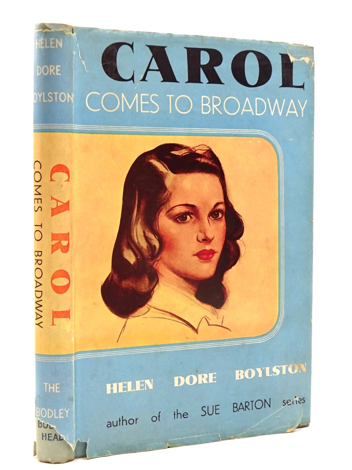 Photo of CAROL COMES TO BROADWAY- Stock Number: 2130481