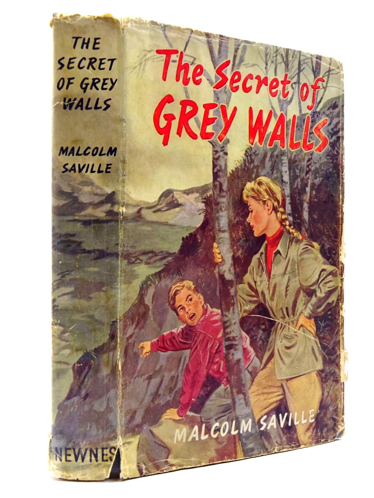 Photo of THE SECRET OF GREY WALLS- Stock Number: 2130507