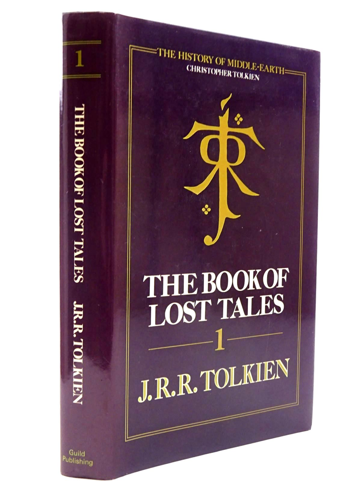 Photo of THE BOOK OF LOST TALES PART 1- Stock Number: 2130511