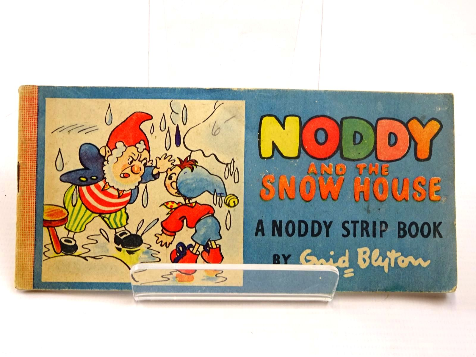 Photo of NODDY AND THE SNOW HOUSE- Stock Number: 2130546
