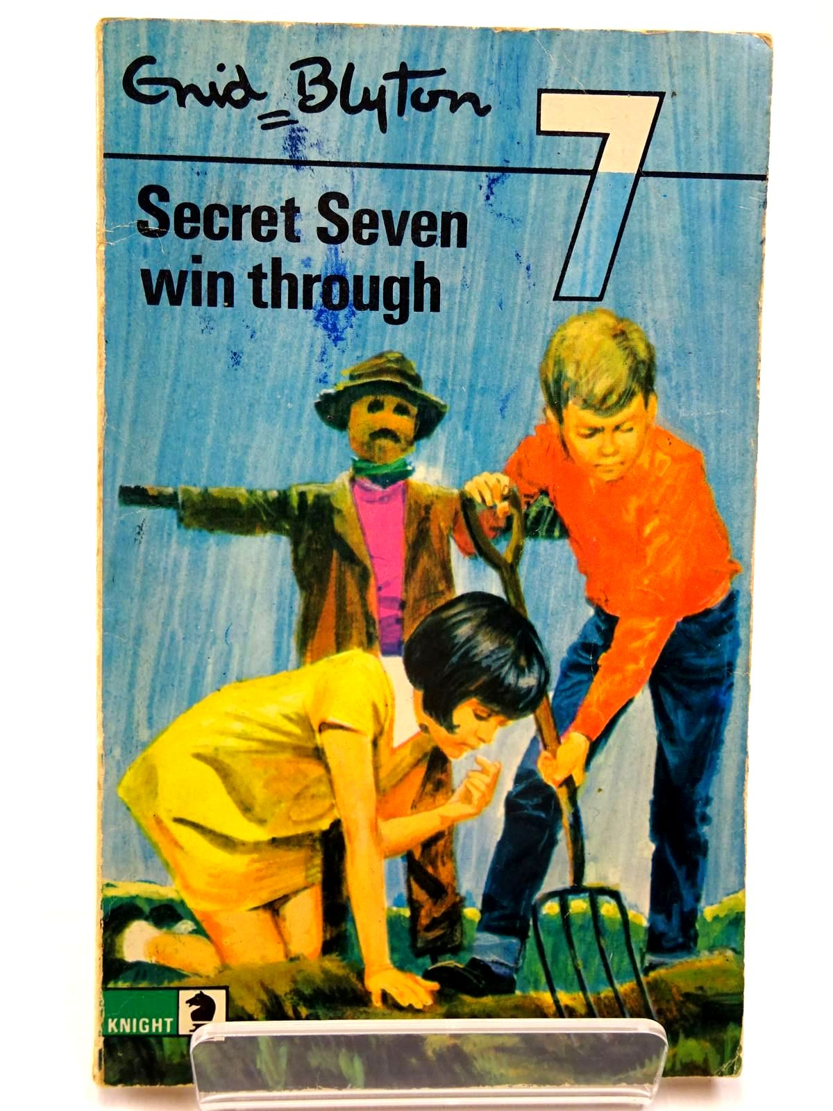 Photo of SECRET SEVEN WIN THROUGH- Stock Number: 2130556