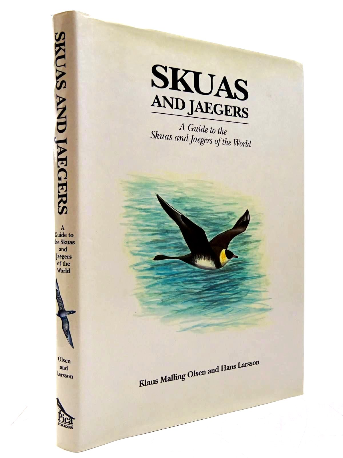 Photo of SKUAS AND JAEGERS- Stock Number: 2130565