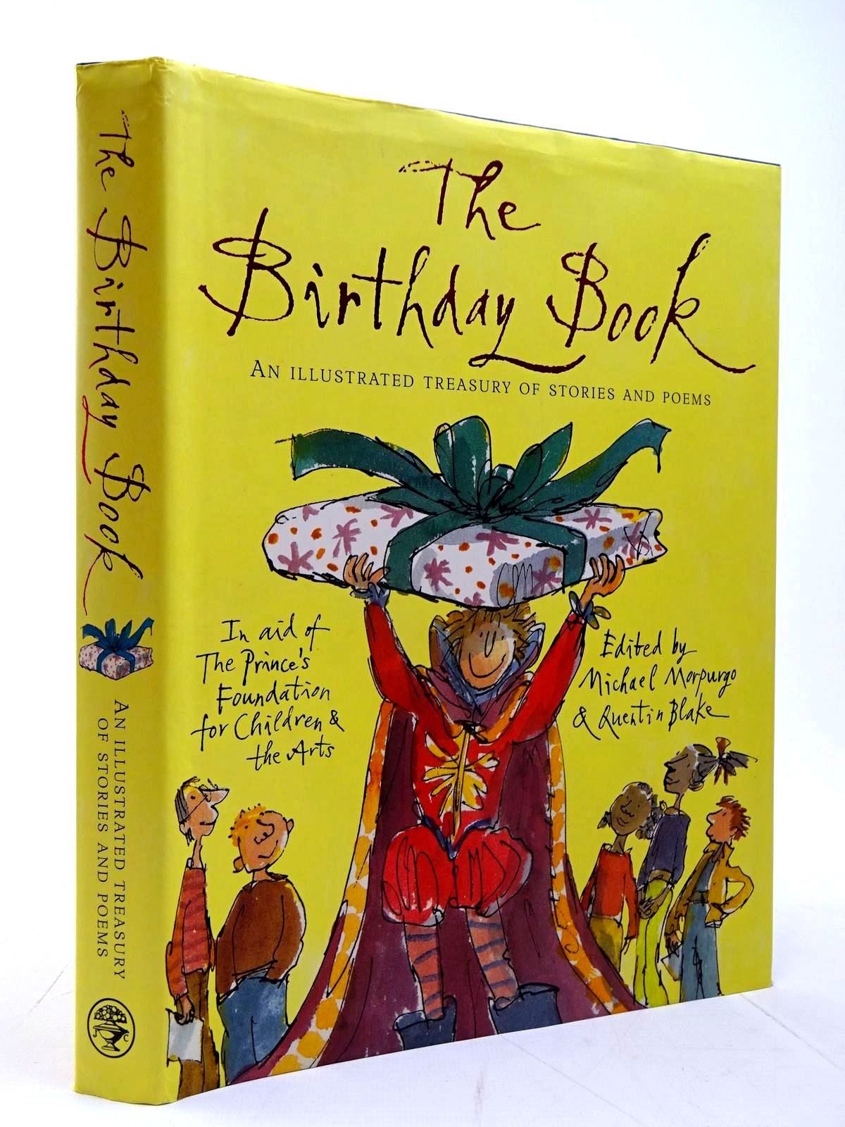 Photo of THE BIRTHDAY BOOK- Stock Number: 2130581
