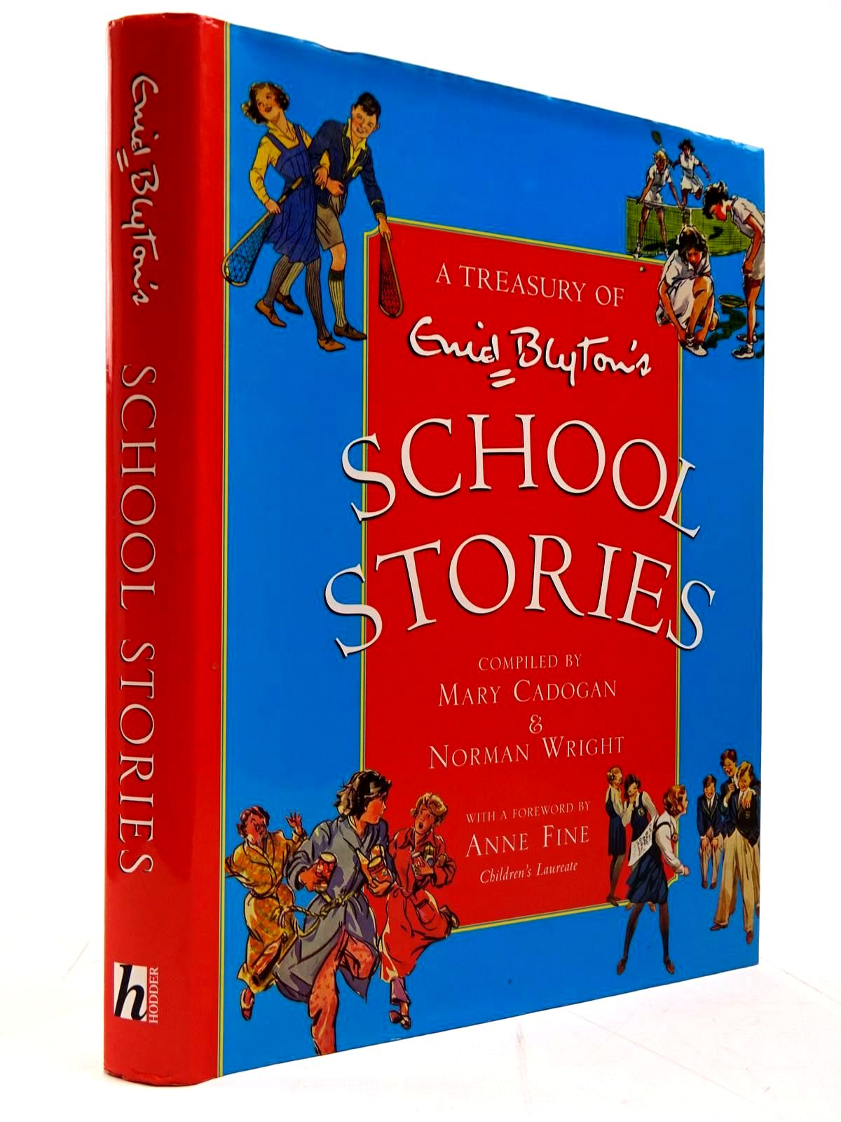 Photo of ENID BLYTON'S SCHOOL STORIES- Stock Number: 2130586