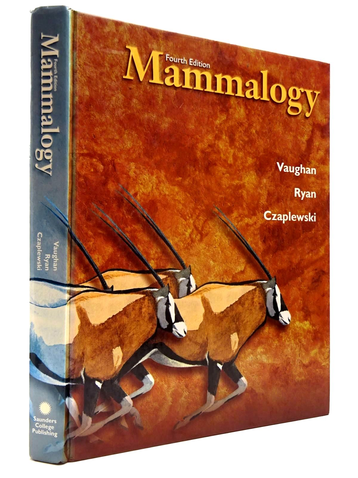 Photo of MAMMALOGY- Stock Number: 2130587
