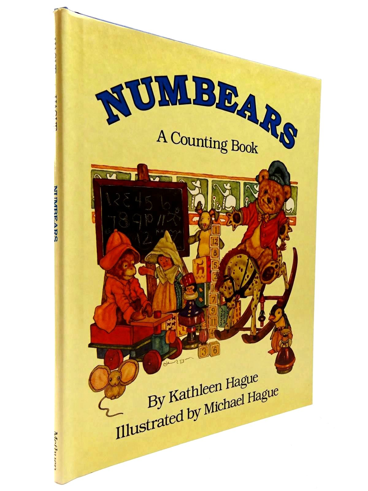 Photo of NUMBEARS - A COUNTING BOOK- Stock Number: 2130600