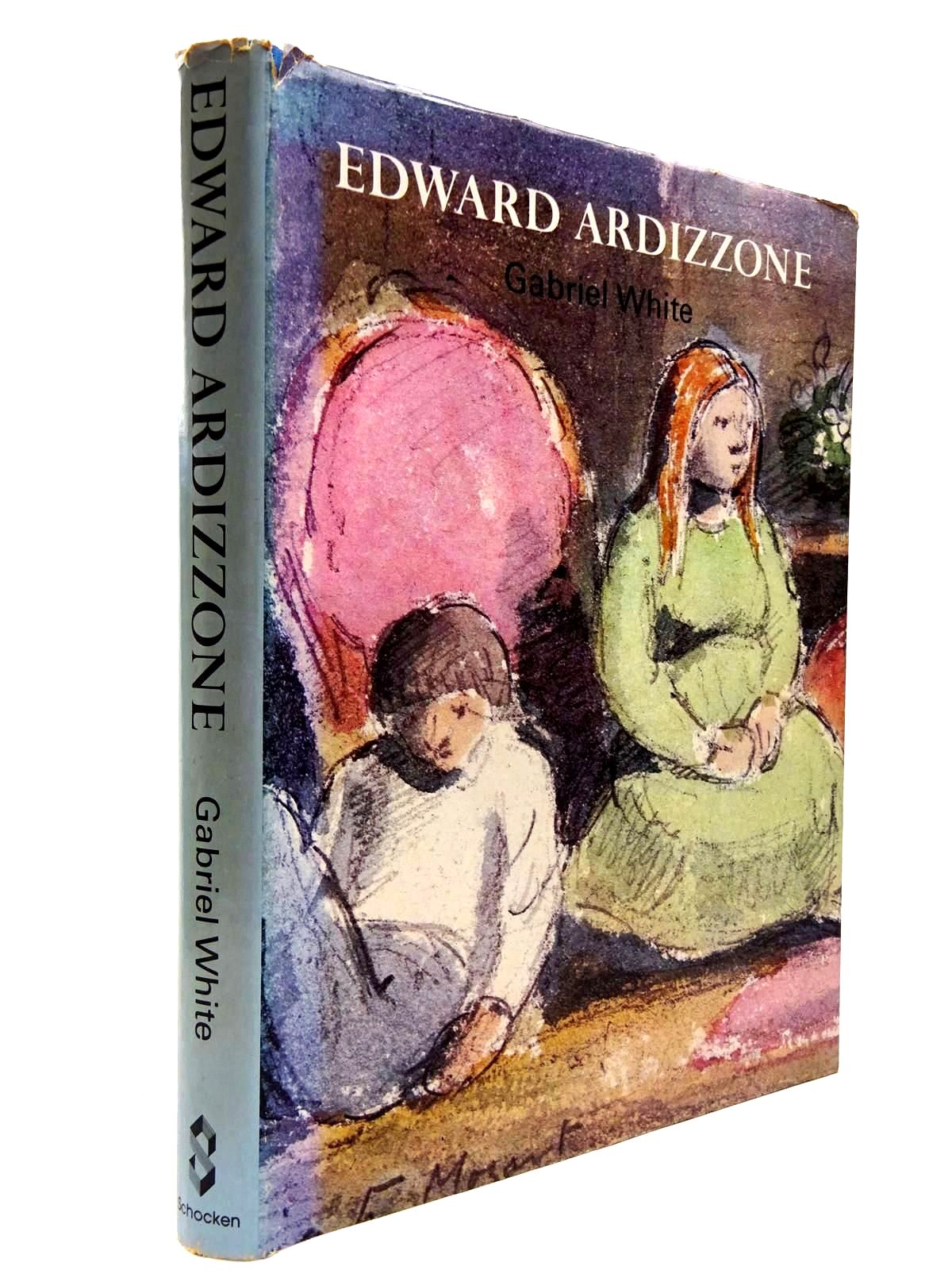 Photo of EDWARD ARDIZZONE ARTIST AND ILLUSTRATOR- Stock Number: 2130607