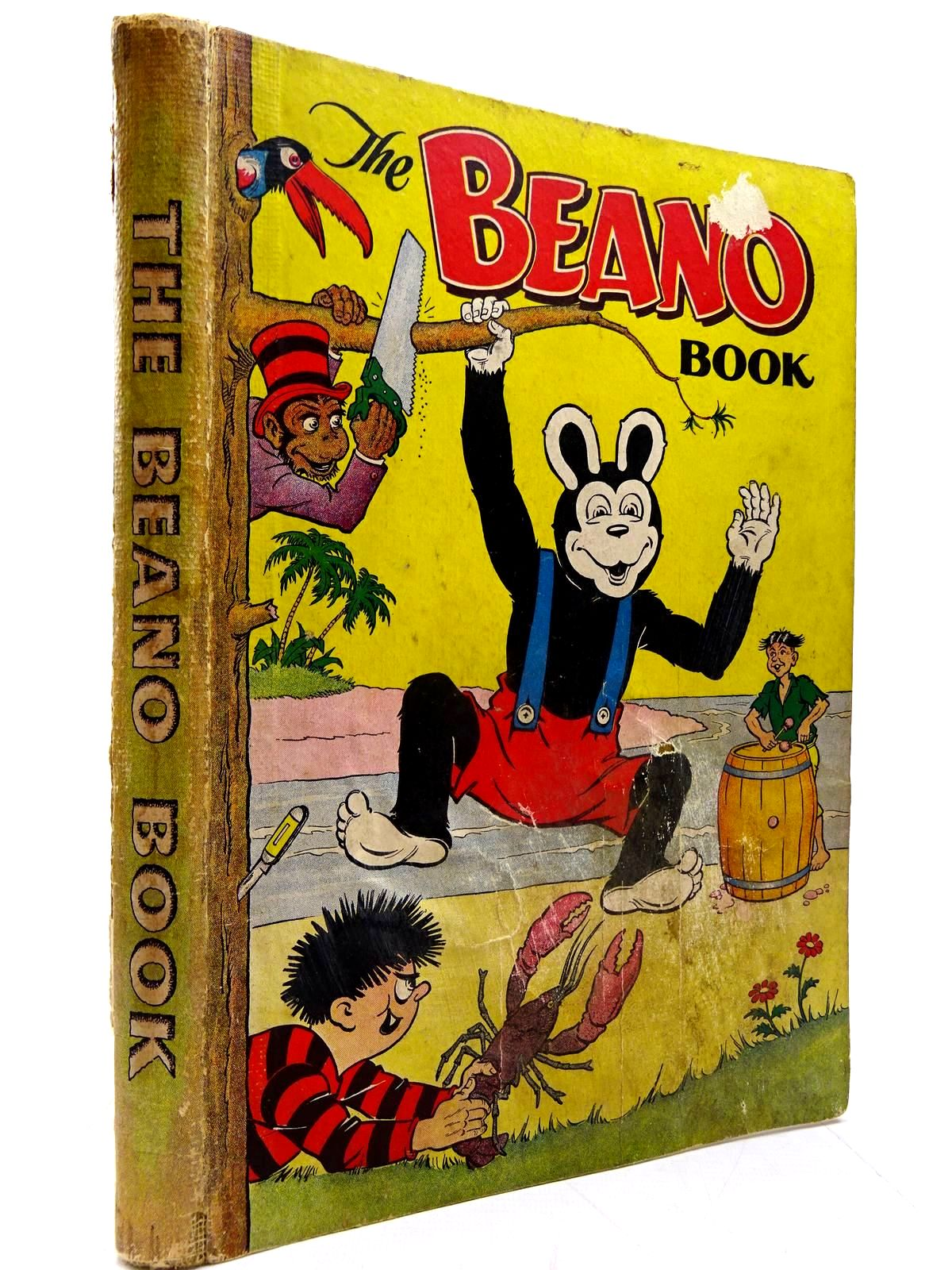 Photo of THE BEANO BOOK 1954- Stock Number: 2130612
