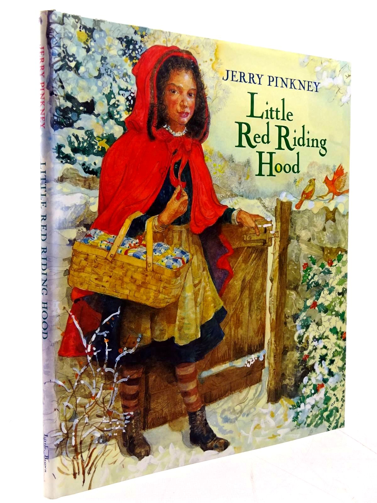 Photo of LITTLE RED RIDING HOOD written by Pinkney, Jerry illustrated by Pinkney, Jerry published by Little, Brown & Co. (STOCK CODE: 2130634)  for sale by Stella & Rose's Books