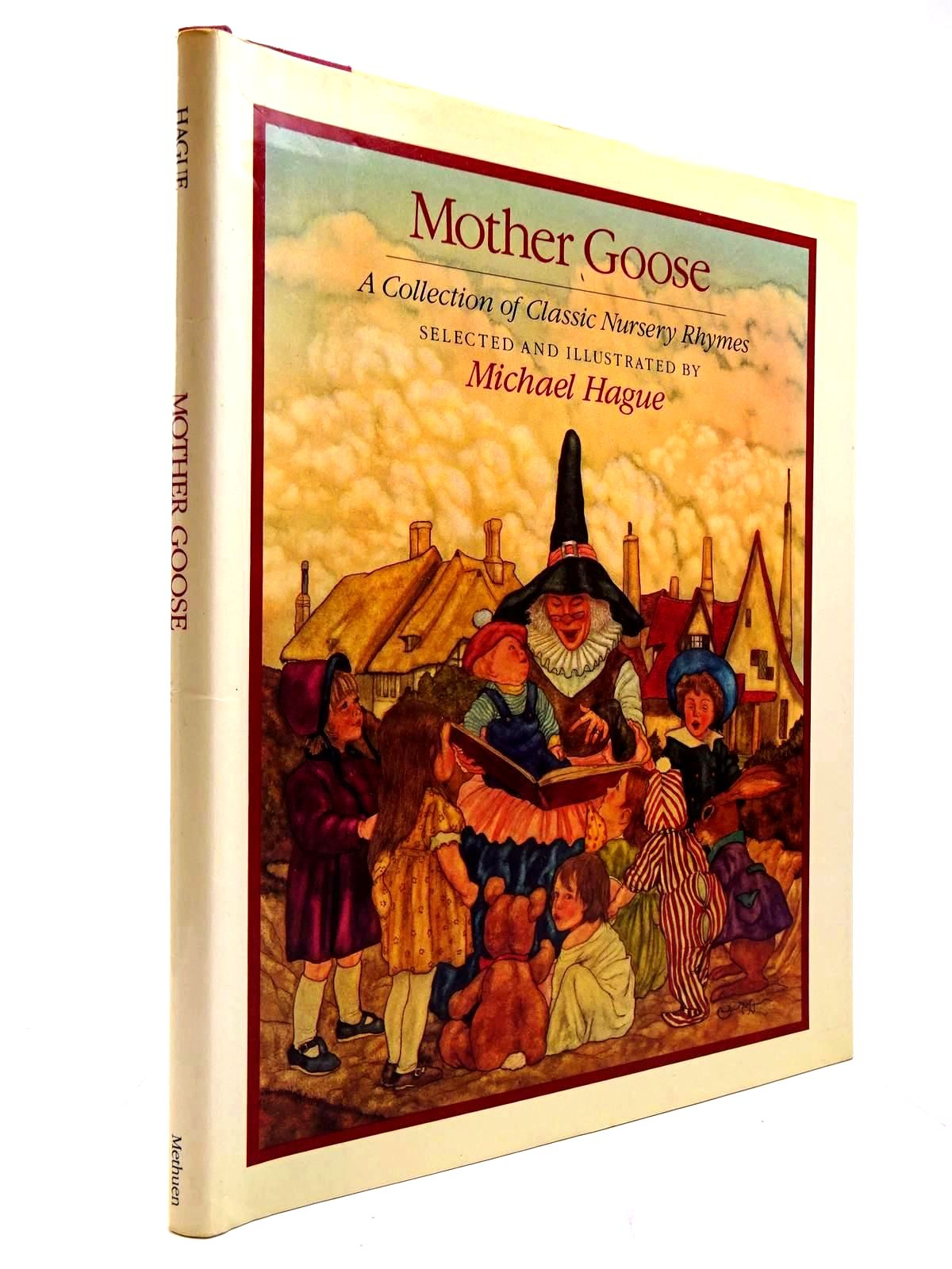 Photo of MOTHER GOOSE illustrated by Hague, Michael published by Methuen Children's Books (STOCK CODE: 2130654)  for sale by Stella & Rose's Books