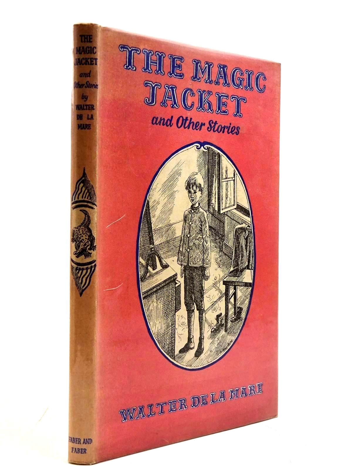Photo of THE MAGIC JACKET & OTHER STORIES- Stock Number: 2130666