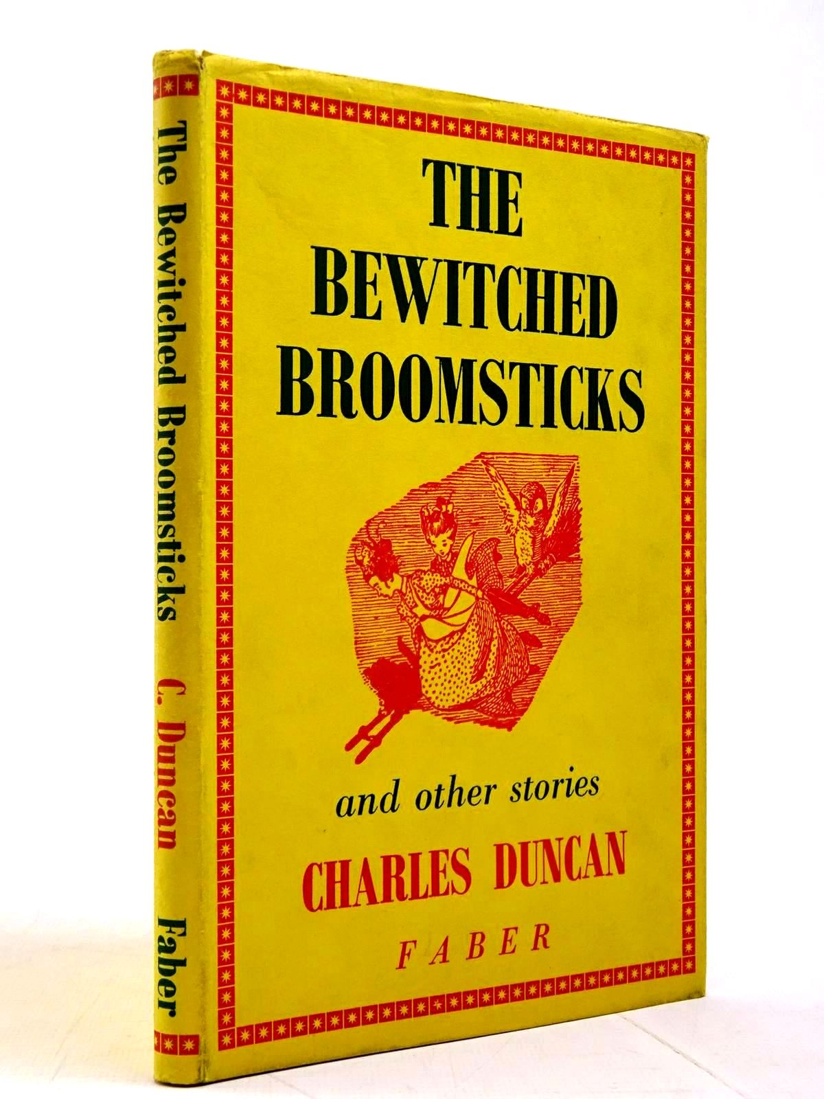 Photo of THE BEWITCHED BROOMSTICKS AND OTHER STORIES- Stock Number: 2130668