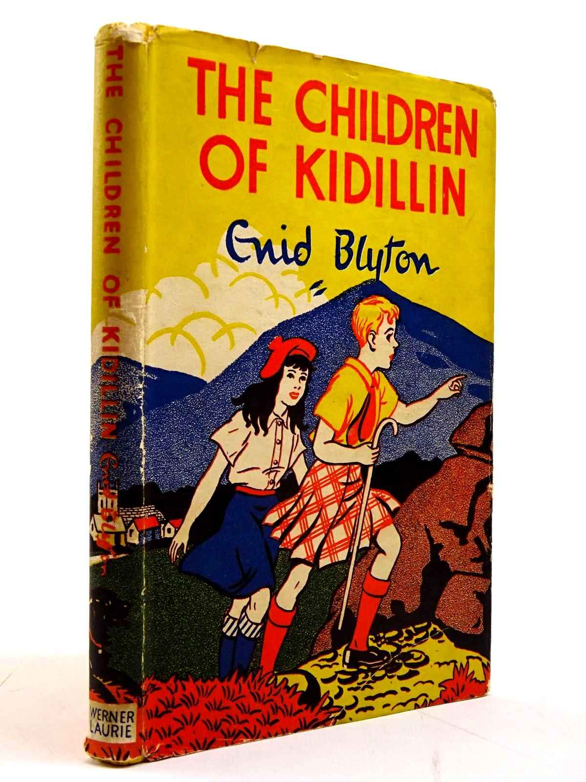 Photo of THE CHILDREN OF KIDILLIN written by Blyton, Enid illustrated by Holland, C. published by Werner Laurie (STOCK CODE: 2130669)  for sale by Stella & Rose's Books