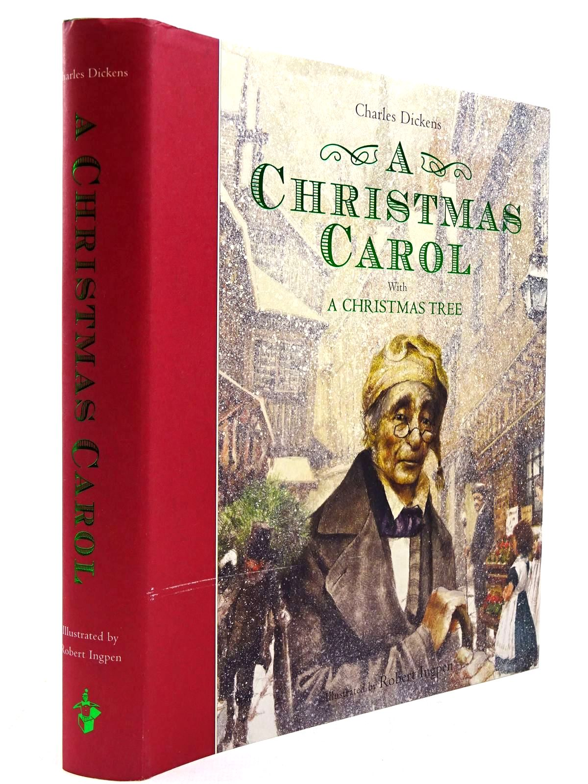 Photo of A CHRISTMAS CAROL written by Dickens, Charles illustrated by Ingpen, Robert published by Templar Publishing (STOCK CODE: 2130700)  for sale by Stella & Rose's Books