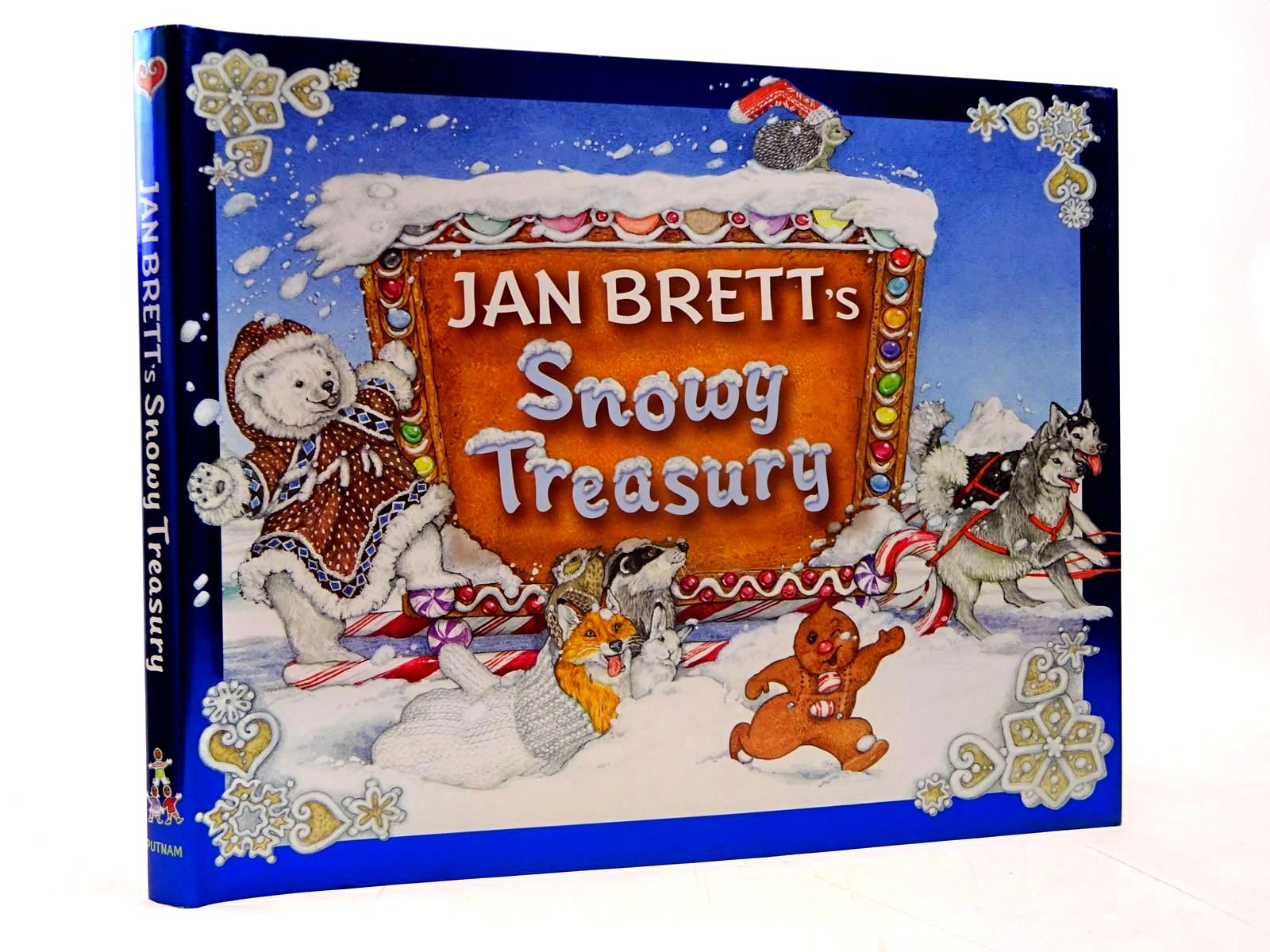 Photo of JAN BRETT'S SNOWY TREASURY- Stock Number: 2130705