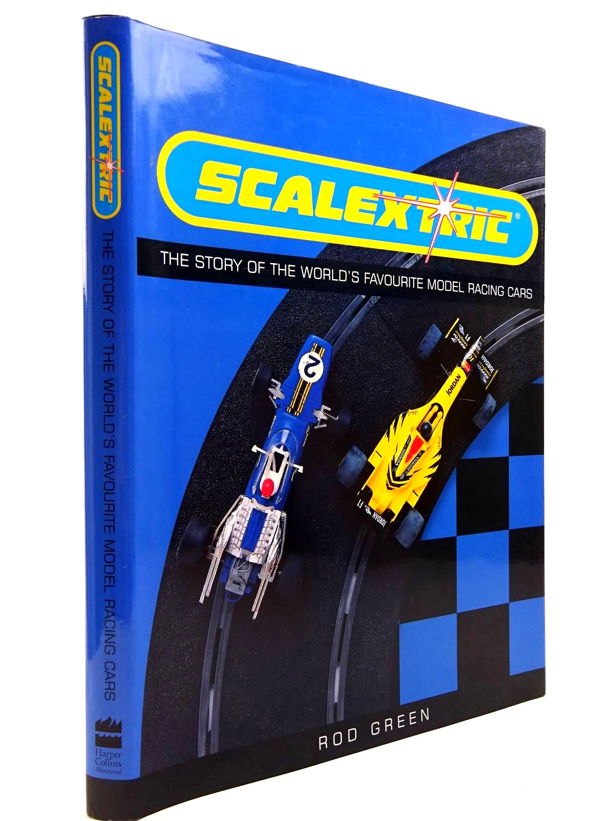 Photo of SCALEXTRIC THE STORY OF THE WORLD'S FAVOURITE MODEL RACING CARS- Stock Number: 2130725