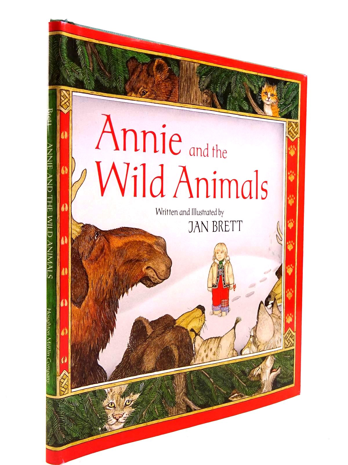 Photo of ANNIE AND THE WILD ANIMALS- Stock Number: 2130740