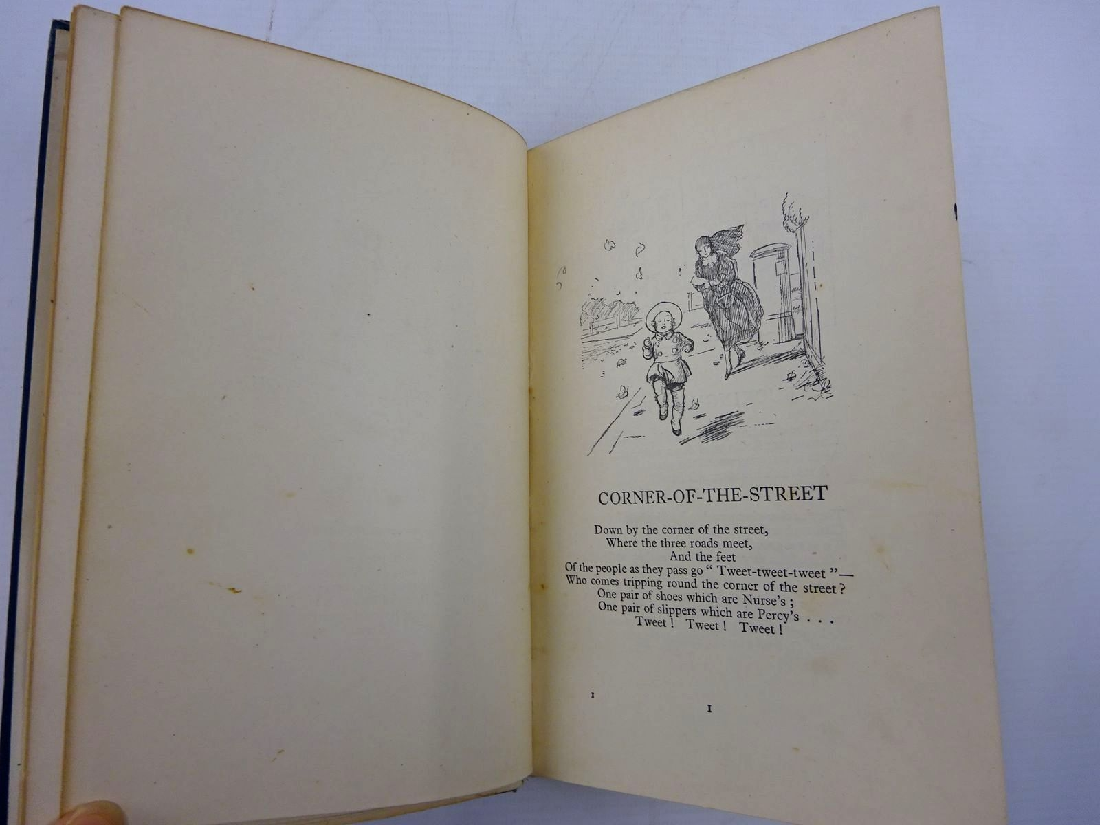 Photo of WHEN WE WERE VERY YOUNG written by Milne, A.A. illustrated by Shepard, E.H. published by Methuen & Co. Ltd. (STOCK CODE: 2130748)  for sale by Stella & Rose's Books